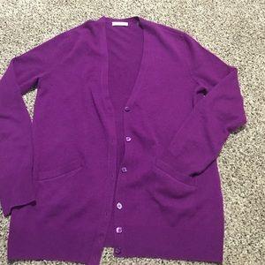 Equipment Sweaters - Equipment cardigan size m