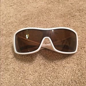 discount real oakley sunglasses w1ym  Authentic White Oakley sunglasses