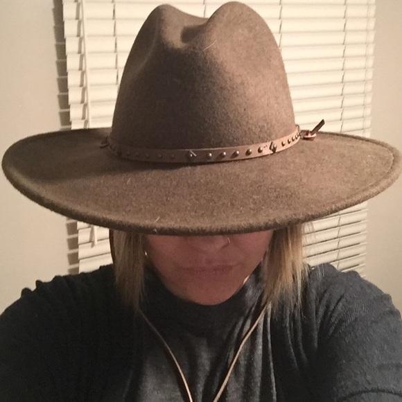 Stetson crushable hat. M 587436fc5a49d0c206136d57 71e66503fc2