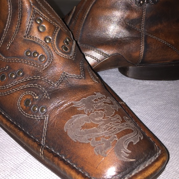 Mark Nason Shoes Rock Lives Boots Poshmark