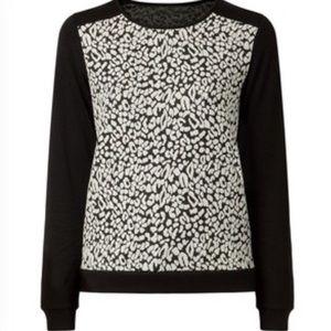 INC International Concepts Sweaters - INC Leopard Sweater