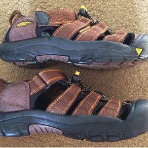 Keen Other - Keen  shoes child size 3  dark brown. Sandles.