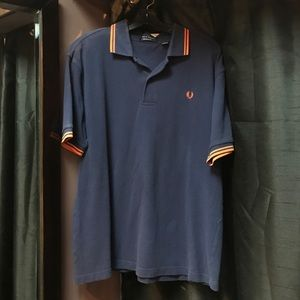 Fred Perry Other - Fred Perry short sleeved polo shirt