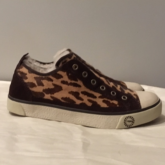 c8e31ef2d7c UGG W Laela Exotic Cheetah Size 7