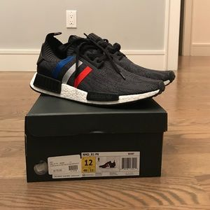0b5c7c0a6257 Adidas Shoes - Adidas NMD tri-color men s size 12 brand new