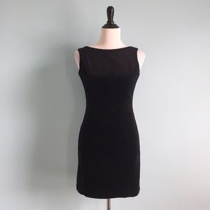 Vintage Black Gap Dress