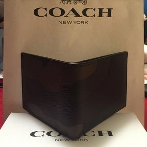 Coach Other - COACH SLIM BLL ID CAMO PVC