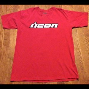 ICON Other - Men's Icon Motorsports T-Shirt L