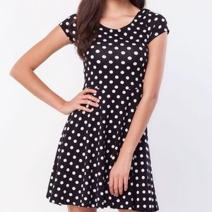 ModCloth Dresses & Skirts - Altard state polka dot dress