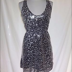 Rodarte Dresses & Skirts - Rodarte for Target sequen leopard dress