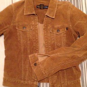 Abercrombie & Fitch corduroy jacket sz S