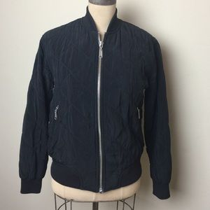 Urban Outfitters quilted bomber jacket