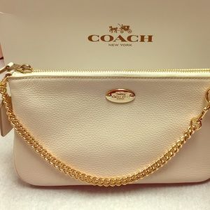 Brand New Coach Purse/Wristlet/ Clutch Bag
