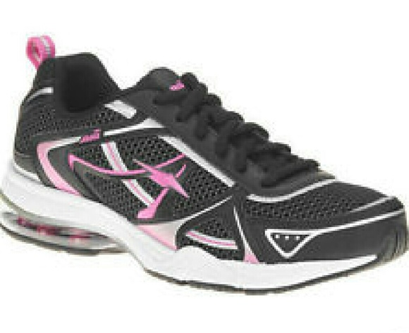 sold worldwide big sale top-rated fashion Avia Running Shoes Pink Black. NWT