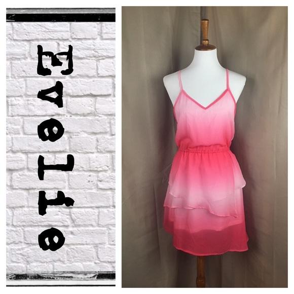 evelie Dresses & Skirts - Evelie pink flowy dress