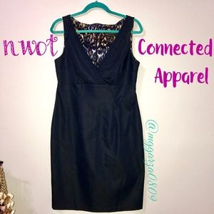 Connected Apparel Dresses & Skirts - NWOT--Chambray dress