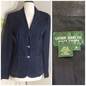 Ralph Lauren Denim Jacket Size Medium