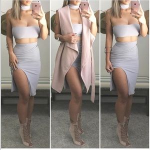 Dresses & Skirts - Rebel choker set