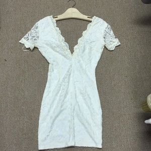 Tobi Laced Dress