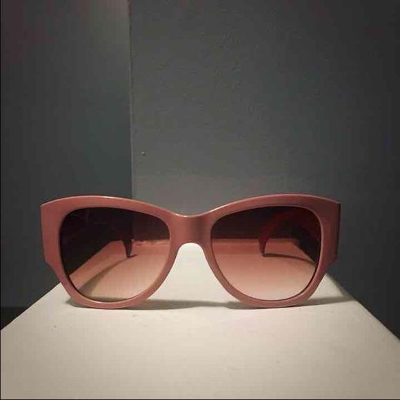 95f2d7f328 Trendy Pale Pink Sunglasses! M 58746894a88e7d447d0342a0