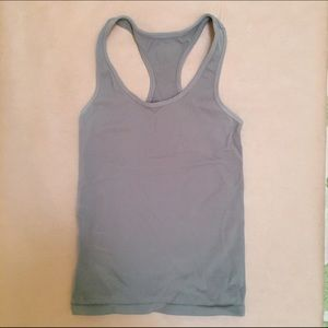 Nux Active seamless yoga racer back tank