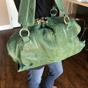Bulga Handbags - Bulga Leather Purse - Hunter Green