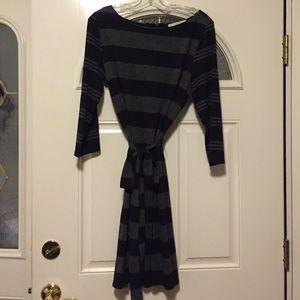 LOFT Tunic Style Knit Dress