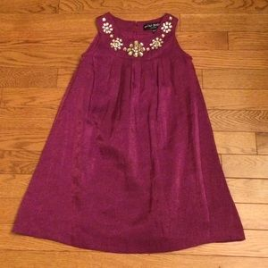 Mini Boden Other - Mini Boden Sparkly Party Dress
