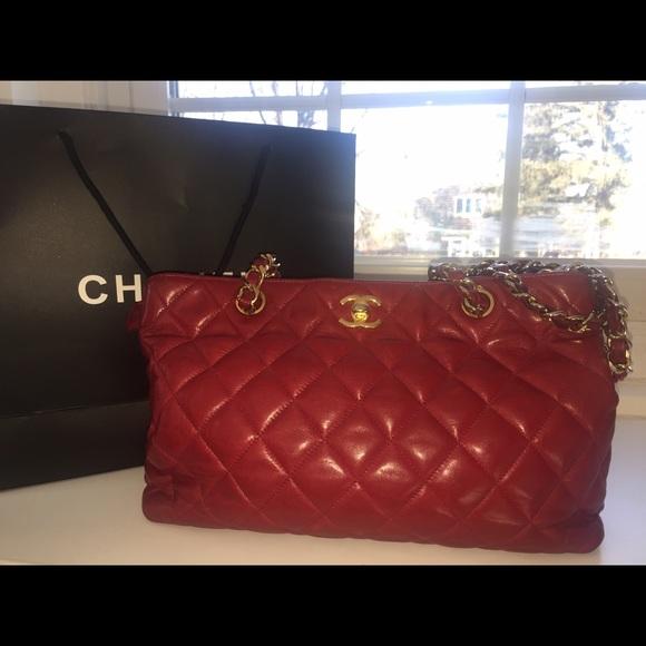 fdef32d1fe6d2e CHANEL Handbags - Chanel shoulder bag
