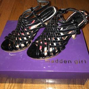 Madden Girl Shoes - Madden Girl black heels