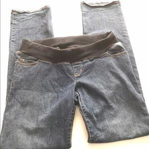 Liz Lange for Target Denim - Liz Lange Target Maternity Jeans 8