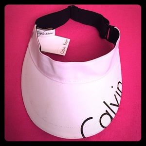 Calvin Klein Accessories - ONLY ONE LEFT! Calvin Klein Reversible Visor