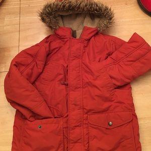 Lands' End Other - Lands End size 10/12 heavy winter coat in orange