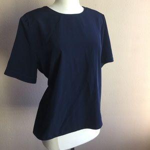 Vintage Blue Top