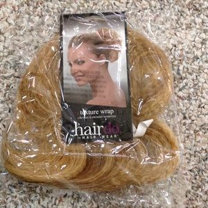 hairuwear Accessories - Blonde Hairuwear synthetic texture wrap