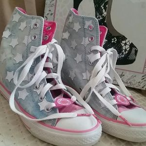 Daddy's Money Shoes - Size 7 Daddy$ Money Gimme Starry Skies Sneaker