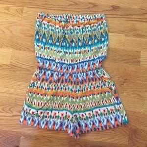 Angie Dresses & Skirts - Strapless Romper