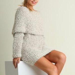 Umgee Sweaters - Chunky Sweater Dress ✨ SALE
