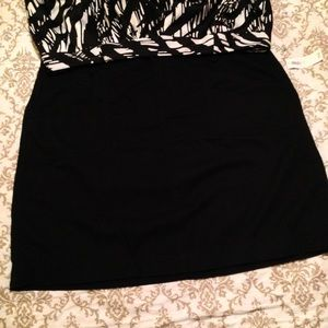 NWT Old Navy Black Mini Skirt 12