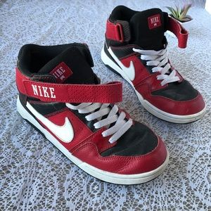 Nike Other - Nike Mogan Mid Leather Youth Skate Athletic Shoes