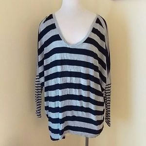 4 for $25!!!!! Cotton On Striped Long sleeve Top
