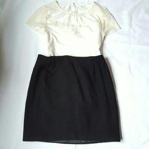 Black Winter Mini Skirt -Eddie Bauer