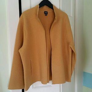 Eileen Fisher Jackets & Blazers - SALE! Size 1X Eileen Fisher wool jacket