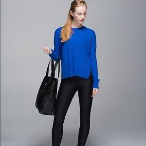 Lululemon Seva Sweater Size 4