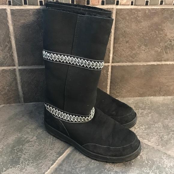f298523d0da Black Ugg Sundance Boot 5605 size 9