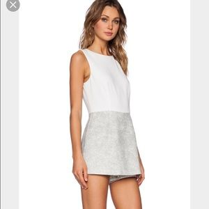 1. State Other - Skirt Romper