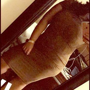 Suade dress