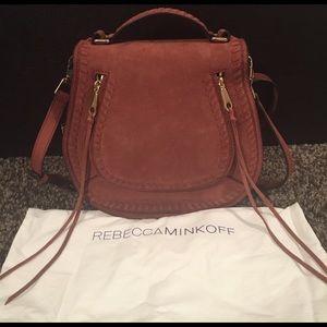 Rebecca Minkoff Handbags - New Rebecca Minkoff Vanity Saddle Bag