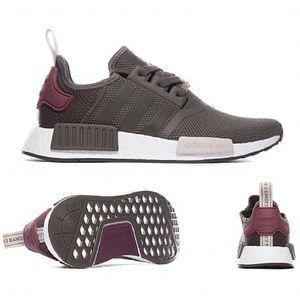 Adidas Shoes - New Adidas NMD R1 Utility Grey