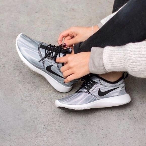 size 40 03f58 ea929 Womens Nike Juvenate Print Cool Grey Sneakers